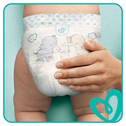 Pampers - Baby Dry - Couches Taille 5 (11-23 kg) - Pack Géant (x39 couches)