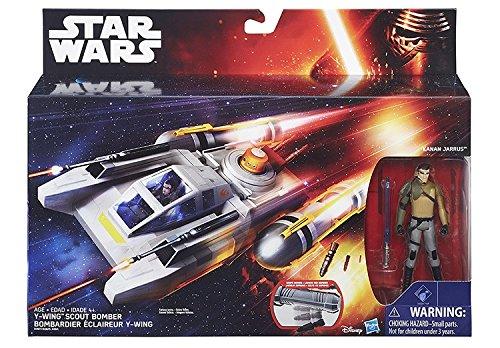 Hasbro B3675EU4 - Star Wars E7 Class I Deluxe Fahrzeug, sortiert