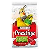 Versele-laga Prestige Vogelsand mit Muscheln - Kristal