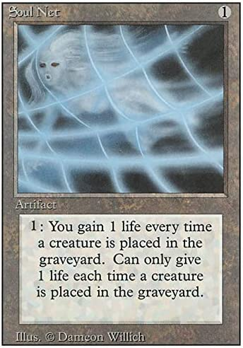 MTG Magic The Gathering Winter Orb Revised 3rd HP