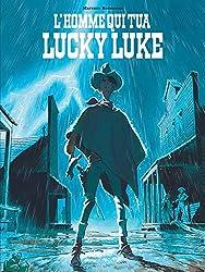 livre L'homme qui tua Lucky Luke