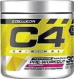 C4 Original Suplemento en polvo para preentrenamiento con sabor a sandía   Bebida...