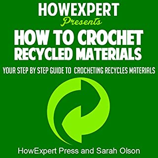 How to Crochet Recycled Materials cover art