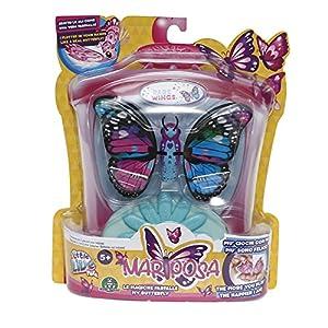 Little Live Pets - Mariposa mágica, Colores Surtidos (Giochi Preziosi) (Importado de Inglaterra)