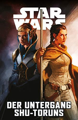 Star Wars Comics: Der Untergang Shu-Toruns