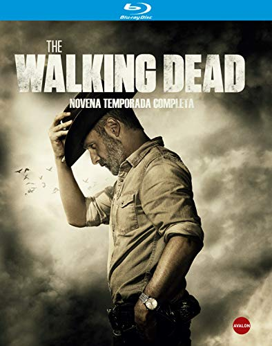 The Walking Dead - Temporada 9 [Blu-ray] (Blu-ray)
