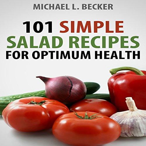 Salads audiobook cover art
