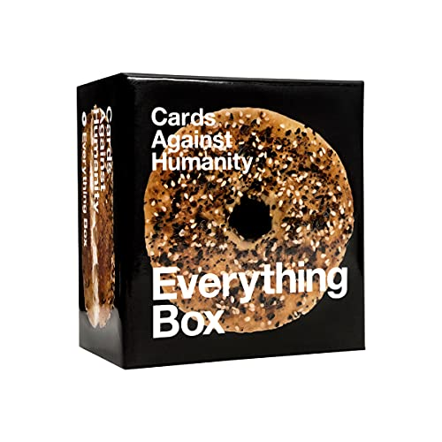 Cards Against Humanity: Everything Box • 300-Card Expansion • New for 2021