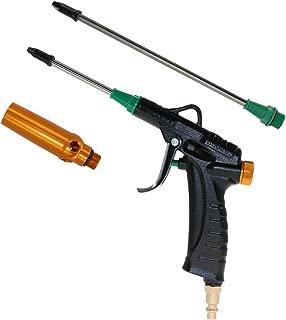Sanjo Industrial Air Blow Gun with Adjustable Air Flow/Replaceable 4.8