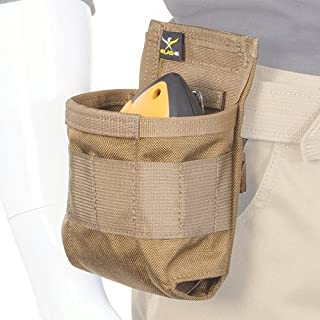 Atlas 46 AIMS Chalk Line Pouch, Coyote | Compatible With Atlas 46 AIMS Systems For Multiple Customization Options | Sleek Solution For Effective Tool Management | Hand Crafted in the USA