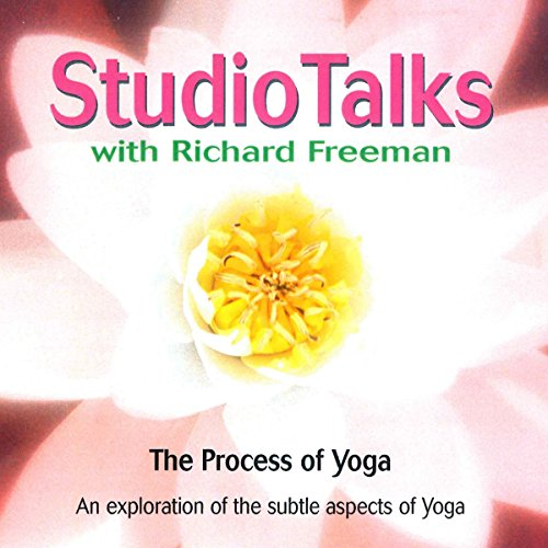 Studio Talks: Process of Yoga audiobook cover art