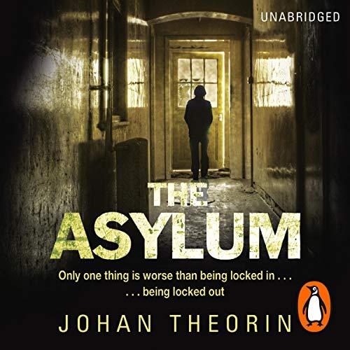 The Asylum audiobook cover art