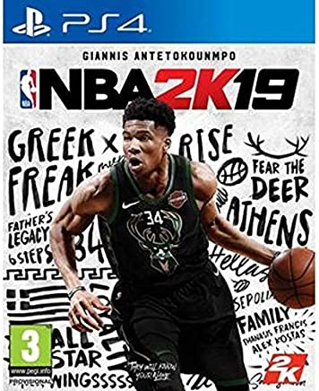 NBA 2K19 PlayStation 4 by 2K