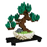 Nanoblock Pine Bonsai Tree Building Kit bonsai trees Nov, 2020