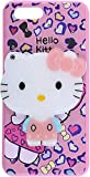 Mobyro I Phone 6G Plus Mirror Kitty Case Soft Silicone Printed Cute 3D