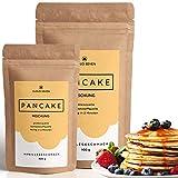 Protein Pancake - Eiweiß-Backmischung I Lower-Carb I Pfannkuchen-Mix I Weniger Zucker & Kcal - CLOUD SEVEN (1x 400 g)