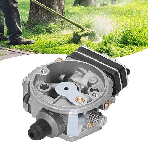 BOLORAMO Carburador, carburador para cortacésped prolonga la Vida útil de la cortadora de césped Aluminio para Echo Shindaiwa C350