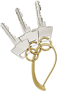 Georg Jensen Shades Collection Key Ring by Helena Rohner