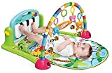 TABU TOYS WORLD KICK AND Play MULTI-FUNCTION ABS HIGH GRADE PLASTIC PIANO BABY