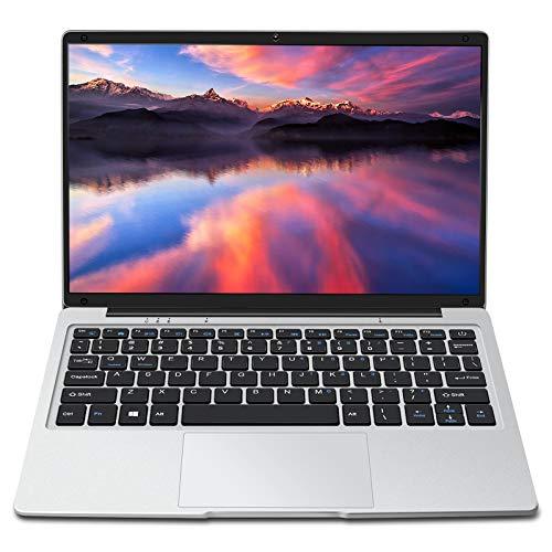 Ordenador portátil 14,1 ' Inter ® MEBERRY - Ultradelgado Windows 10 PC Portátil : 4 GB de RAM y 64 GB de Memoria - WI-FI 802.11AC   Bluetooth 4.0   Aux 3.5mm   USB 3.0 / 2.0   HDMI - Silver