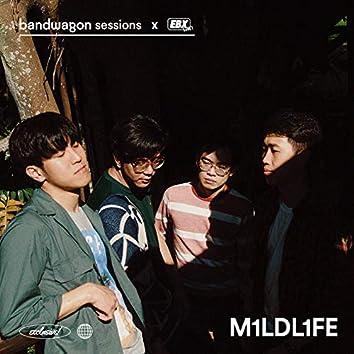 M1LDL1FE on Bandwagon Sessions x EBX Live!