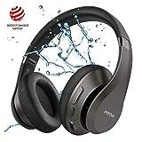 Mpow H20 Auriculares Diadema Bluetooth 5.0, 50 Hrs de Reproducir, Cascos Bluetooth Diadema CVC 8.0 con Micrófono, DJ Auriculares Bluetooth Diadema, Cascos Inalámbricos Diadema para TV, PC, Móvil