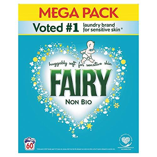 Fairy Non Bio Washing Powder 60 Washes