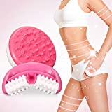 Anti Cellulite Masseur, Y.F.M. 2PCS Massage anti cellulite Traitement,Anti Cellulite Rouleau,Brosse...
