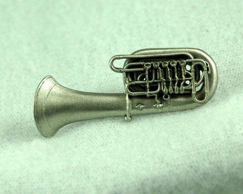 ミラフォン チューバ ピン ピューター Mirafone Tuba Pin 573