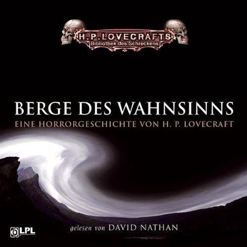 Berge des Wahnsinns audiobook cover art