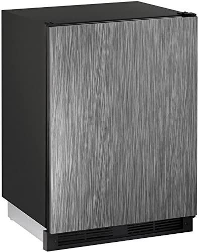 U-Line U1224WCINT60A All stores are sold Built-In Wine Stainless Storage 24
