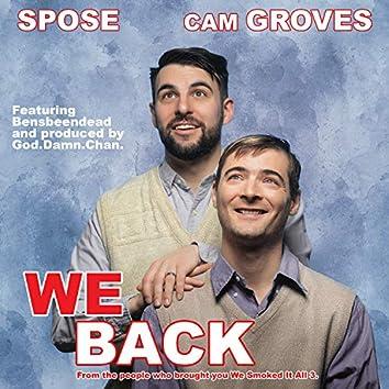 We Back (feat. Bensbeendead.)
