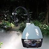 zmk - Humidificador de aire para mascotas portátil con niebla para reptil, para tortuga, lagartija
