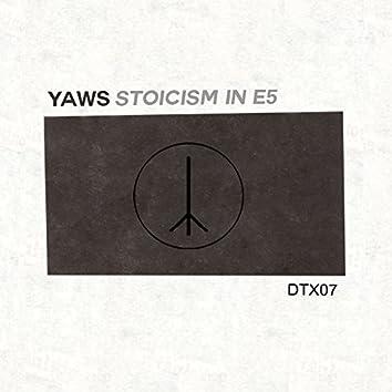 Stoicism in E5