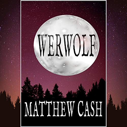 Werwolf audiobook cover art