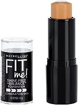 Maybelline New York Fit Me Shine-Free + Balance Stick Foundation, Natural Beige, 0.32 oz.