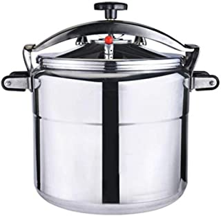 Pressure Cooker Large Capacity Pot, Commercial Pressure Cooker Soup Pot Household Steamer, Hotel Pot Universal Pot Kitchen Utensils Can Be Used In Kitchen Hotel Supplies, 3L-80L