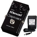 Effets guitare électrique MAXON CP-101 COMPRESSOR Compression - sustainer