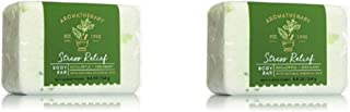 Bath & Body Works 2-Pack Stress Relief Body Bar - Eucalyptus & Spearmint