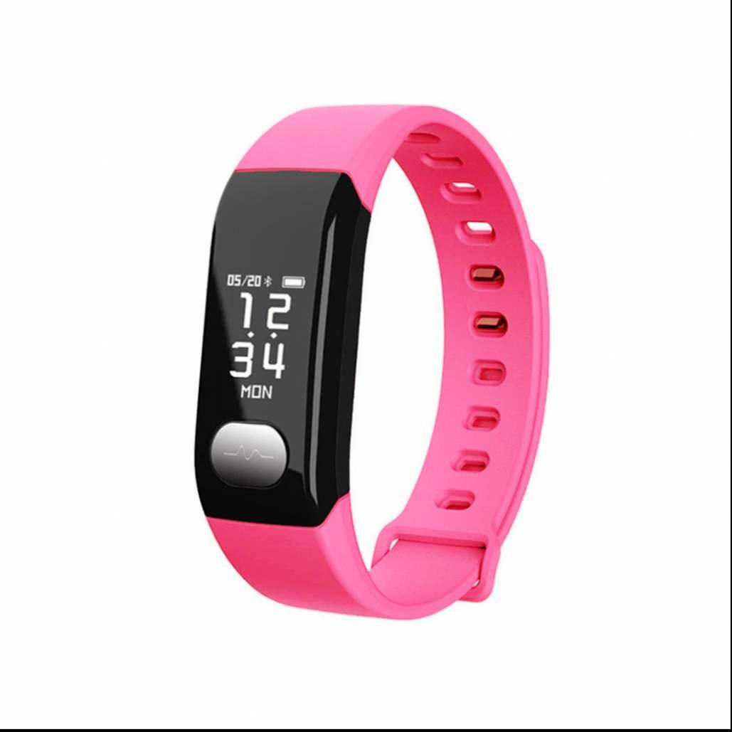Brazalete de fitness Smart Watch digital Smart Armband Sleep Monitor Tracker Cargar USB rápido movimiento Recuerdo Para IOS y Android Smartphone: Amazon.es: Deportes y aire libre