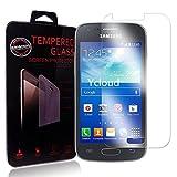 Ycloud Protector de Pantalla para Samsung Galaxy Ace 3 (4 Pulgada) Cristal Vidrio Templado Premium [9H Dureza][Alta Definicion]