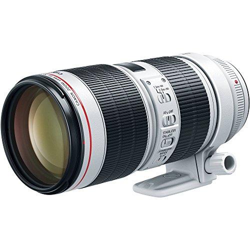 Canon EF 70-200mm f/2.8L is III USM Lens for Canon Digital SLR Cameras (Renewed)