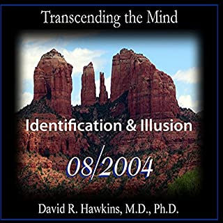 Transcending the Mind Series: Identification & Illusion audiobook cover art