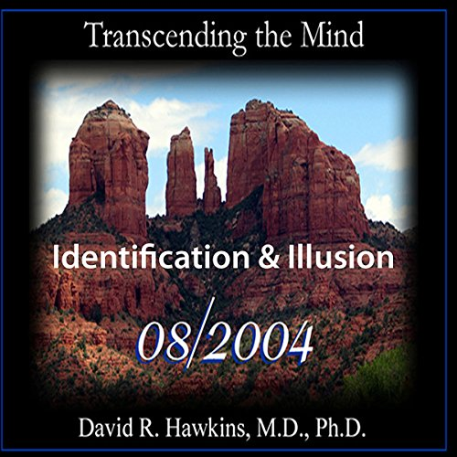 Couverture de Transcending the Mind Series: Identification & Illusion