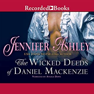 The Wicked Deeds of Daniel MacKenzie audiobook cover art