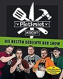PietSmiet kocht. Die besten Gerichte der Show (German Edition)