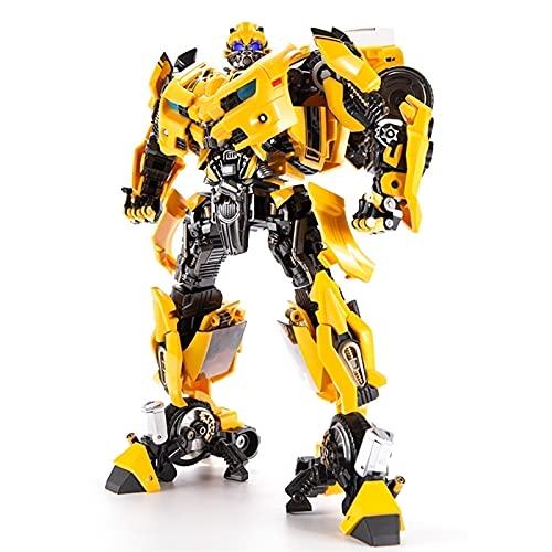 GYTH Deformation Roboter Spielzeug TránSformérs Toys Studio Series Class Bumblebee Movie Offroad Bumblebee Action Figure □ Erwachsene und Kinder Alters 7