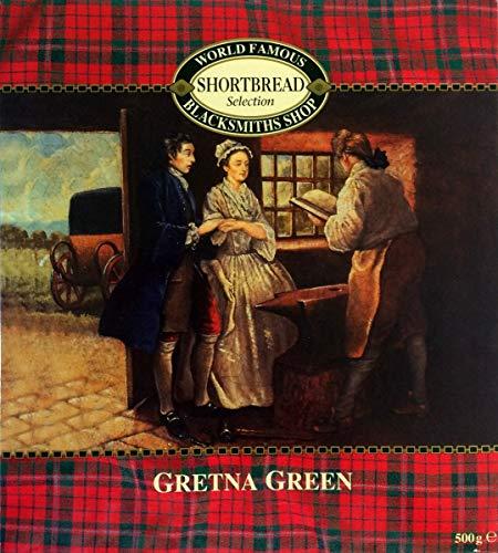 Gretna Green Famous Blacksmith's Shop - Confezione da 500 g