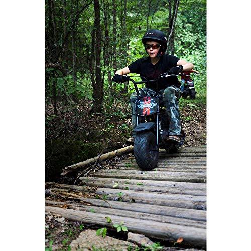 Mega Moto - Gas Mini Bike - 80CC/2.5HP without Suspension...