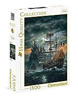 1500ピース ジグソーパズル Clementoni 海賊船 The pirate ship 59×84cm 31682